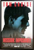 100237 MISSION IMPOSSIBLE MOVIE POSTER