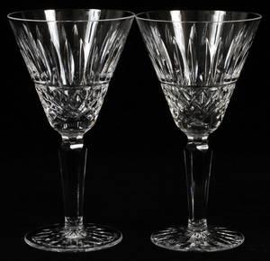 WATERFORD MAEVE CRYSTAL WINE GLASSES FOURTEEN
