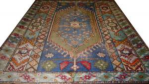 091347 OUSHAK ORIENTAL RUG ANTIQUE 120x88