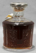 082280 LALIQUE CRYSTAL DECANTER GRAND MARNIER
