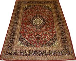 010057 MASHAD PERSIAN RUG 9 6 X 6 6