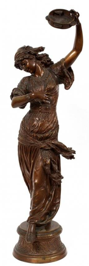 EMILE GUILLEMIN FRENCH 18411907 BRONZE