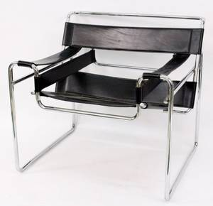 Wassily Lounge Chair After Marcel Breuer