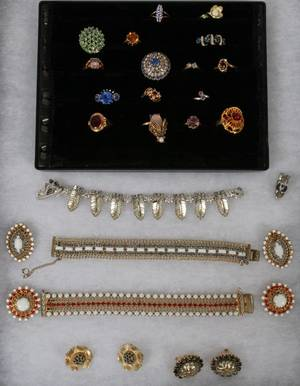 COSTUME JEWELRY GROUP