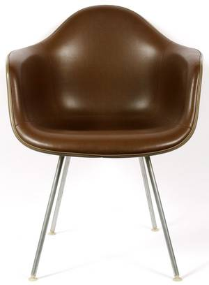 CHARLES EAMES FOR HERMAN MILLER SHELL ARMCHAIR