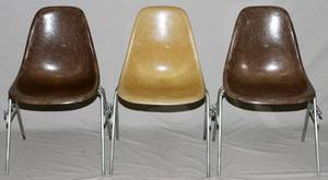 CHARLES  RAY EAMES FOR HERMAN MILLER CHAIR