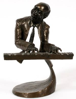 MARK HOPKINS MODERN BRONZE 1992 THE KEYBOARD