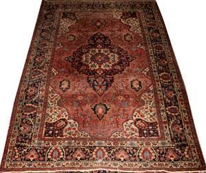 FERAHAN SAROUK HANDWOVEN PERSIAN CARPET