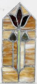 LEADED AND STAINED GLASS WINDOWS TWO