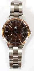 TAG HEUER CARRERA STAINLESS STEEL MANS WATCH