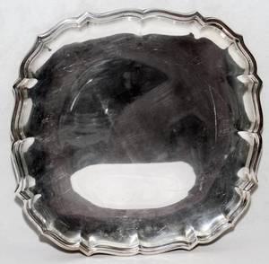 051169 FRANK W SMITH CO STERLING SQUARE TRAY