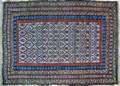 Melas throw rug ca 1910