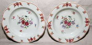072179 CHINESE EXPORT PORCELAIN BOWLS C 1770