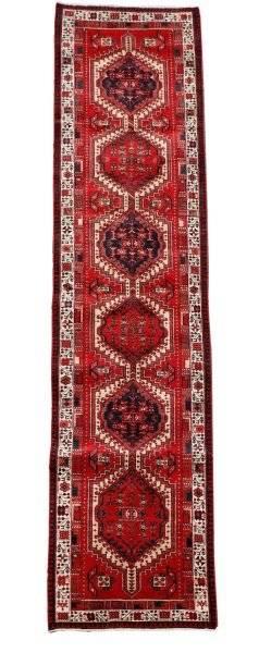 Hand Woven Persian Hamadan Runner