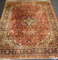 Roomsize Kashan rug ca 1930