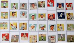 120435 GOUDY GUM BASEBALL TRADING CARDS 1933 49