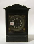 F Kroeber Eight Day Cabinet No 9 clock