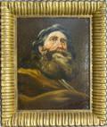 Oil on canvas portrait of a gentleman