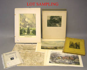 Ephemera and prints to include photographs