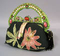 Unusual handbag by Mary Frances