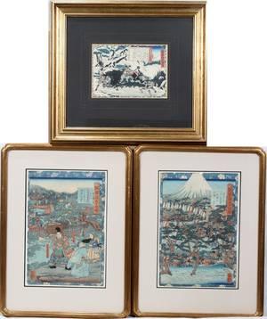 022338 YOSHITSUYA KOKO JAPANESE WOODBLOCK PRINTS PR
