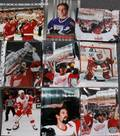 010379 DETROIT RED WING STANLEY CUP PLAYER PHOTOS