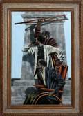 012005 JOSEPH HIRSCH OIL ON CANVAS MEMORIAL