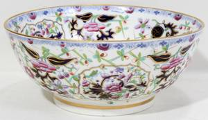 090131 GRAINGER LEE  CO WORCESTER PORCELAIN BOWL