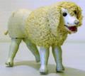 Schoenhut circus poodle figure