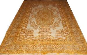 051417 HANDWOVEN ALL WOOL PAKISTANI RUG 12 1