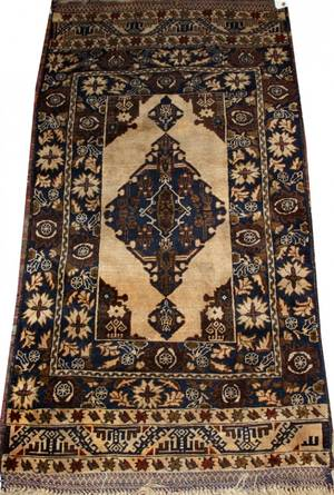 072418 CABISTAN STYLE RUG 5 X 2 9 REDUCED