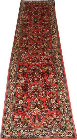 110121 SAROUK PERSIAN RUNNER 10 0 X 2 9