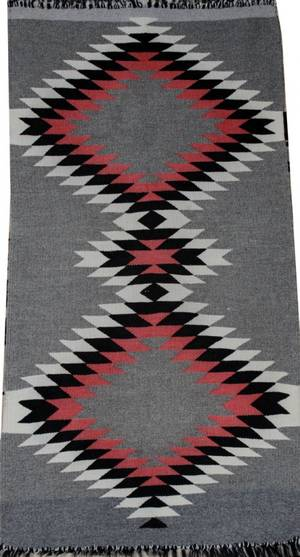 101231 NAVAJO INDIAN RUG 41 X 21