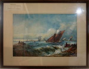 112164 ARTHUR J MEADOWS UK 18431907 WATERCOLOR