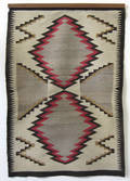 Two Southwest regional rugs