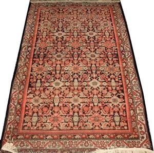 012344 PERSIAN HAND WOVEN WOOL CARPET 6 X 3 10