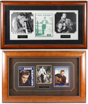 Elvis Presley Signed Sheet Music  Memorabilia