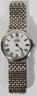 111601 STAINLESS STEEL LADYS WATCH