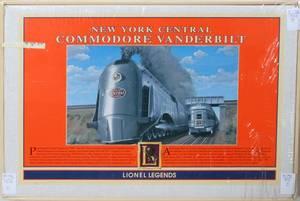 040072 LIONEL LEGENDS COMMODORE  O GAUGE LOCOMOTIVE