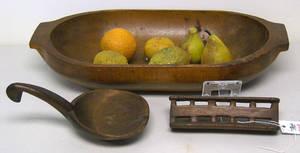 Six pcs of stone fruit