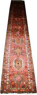 021211 HERIZ PERSIAN RUNNER 15 0 X 2 4