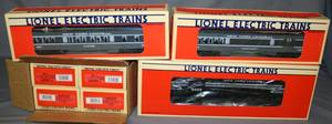 010244 LIONEL NEW YORK CENTRAL PASSENGER TRAIN SET