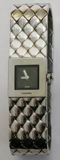 030393 PARIS CHANEL WRIST WATCH SWISS MOVEMENT 53261
