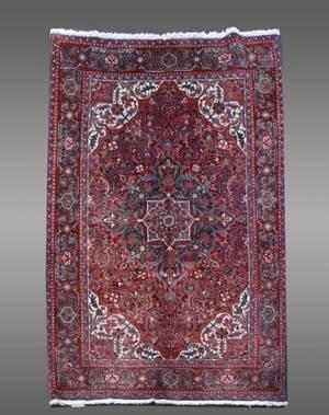 Hand Woven Persian Heriz Rug
