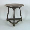 Pennsylvania pine and poplar table ca 1760