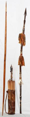 110110 AFRICAN WEAPONRY