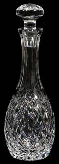 110168 WATERFORD ALANA PATTERN CRYSTAL DECANTER
