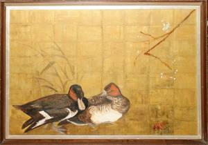 062245 DL NEW CONTEMPORARY JAPANESE OIL ON CANVAS