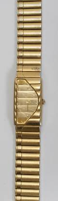 070309 SEIKO GOLD FILLED WATCH