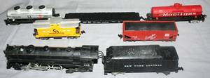 110475 GILBERT AMERICAN FLYER HO SCALE TRAIN SET 7